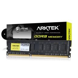 Memoria RAM DDR3 4GB 1600MHZ ARKTEK AKD3S4P1600 DIMM 1.5V Nueva