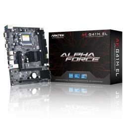 Motherboard ARKTEK AK-G41M EL Intel Chipset G41 Socket LGA 775 Nueva