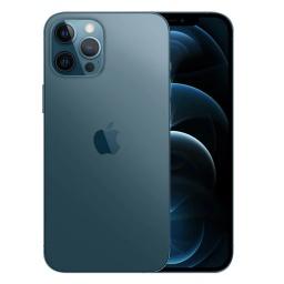 Celular Apple iPhone 12 PRO 6.1'' 3 Cámaras 5G 128GB iOS14 Super Retina XDR MGMN3LZ/A Nuevo - AZUL PACÍFICO