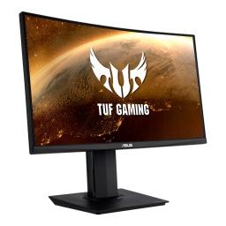 Monitor LED Curvo Gamer Asus TUF Gaming VG24VQ 24'' 144Hz Full HD FreeSync Premium HDMI/DisplayPort