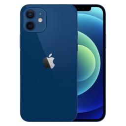 Celular Apple iPhone 12 Mini 5.4'' Super Retina XDR 2 Cámaras 5G NR 64GB iOS14 MGAP3LL/A Nuevo - AZUL
