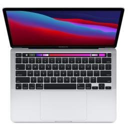 Apple Macbook Pro MYDA2LL/A M1 8 Core GPU 8GB 256GB 13.3'' IPS (WQXGA) WiFi-6 Bluetooth Nuevo - Silver