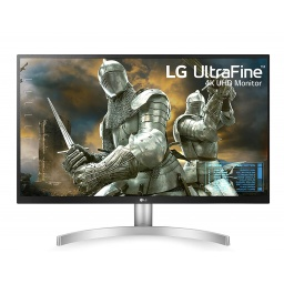 Monitor LED IPS LG 27UL500-W 27'' UHD 4K 16:9 HDR10 FreeSync sRGB 98%