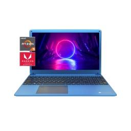Notebook Gateway GWTN156 AMD Ryzen 5 3450U 16GB 1TB M2 + 256GB SSD 15.6'' FHD Radeon Vega 8 Win10 - Azul