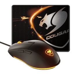Combo Gaming Cougar Mouse Minos XC + Mousepad Speed XC
