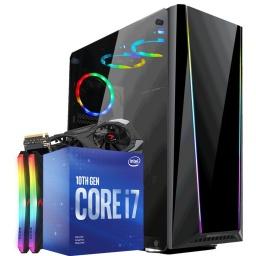 PC Computadora Gamer  i7-10700F Asus H470 16GB Ram DDR4 3200mhz 1TB SSD M2 Video GTX1660 Super GDDR6