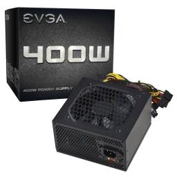 Fuente EVGA 400 N1 PSU 400W 100-N1-0400-L1 Ventilador 120mm