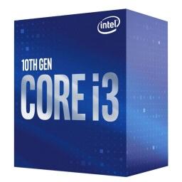 Micro Procesador CPU INTEL Core i3-10100F LGA 1200 4 Nucleos 10ma Generacion