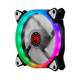 Fan Cooler Ventilador LED Marvo Scorpion FN-14 12cm. - Color RGB