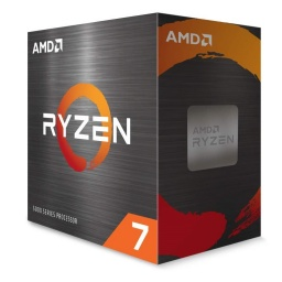 Micro Procesador CPU AMD Ryzen 7 5800X Socket AM4 8 Núcleos
