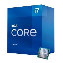Micro Procesador CPU INTEL Core i7-11700 LGA 1200 8 Nucleos Generacion 11 Video integrado