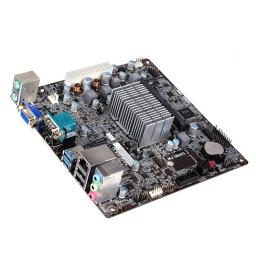 Motherboard ECS Elitegroup BSWI-D2 Mini ITX + Micro Intel Cel. Dual Core N3060