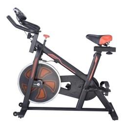 Bicicleta Ergométrica Spinning Profesional Resistente con Pantalla LCD