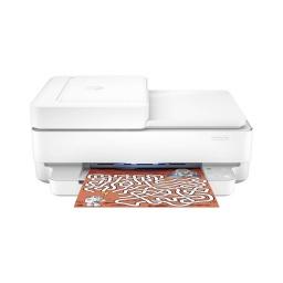 Impresora Multifunición HP DeskJet Plus 6475 con Fax y Wifi