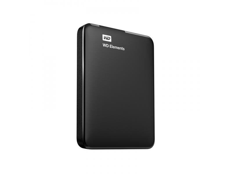 """Disco Duro Externo Western Digital Elements 2.5"""" 1TB USB 3.0"""