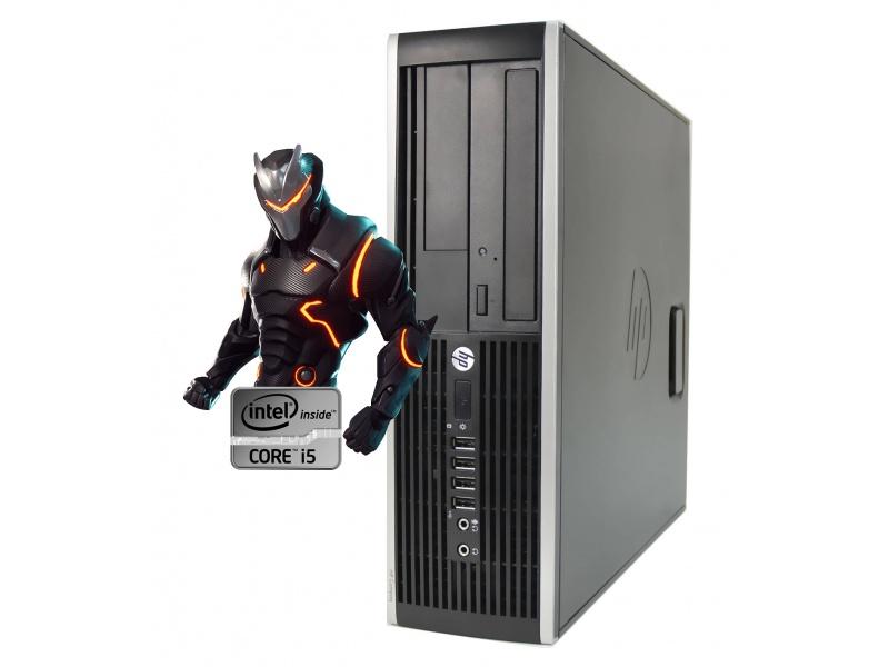PC Computadora Gamer Básica Core i5 4gb 250GB + 120GB SSD Tarjeta de Video Nvidia GeForce GT710 2GB