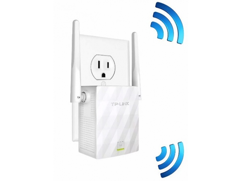 Extensor Repetidor de Señal Wifi TP-Link TL-WA855RE 2 Antenas 300Mbps
