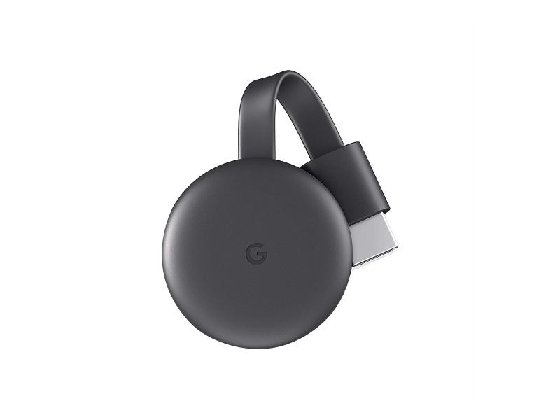 Google Chromecast 3 Tercera Generacion HDMI WiFi 1080p