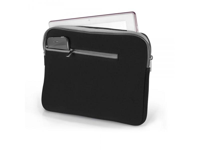 Sobre Funda Neopreno Multilaser BO207 Para Notebook de hasta 14'' - Negro