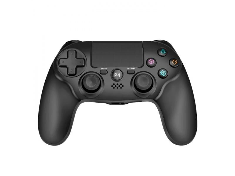 Joystick Bluetooth Inalambrico Marvo Scorpion GT-64 Para PS4 Play Station 4 y PC Dual Shock - Negro