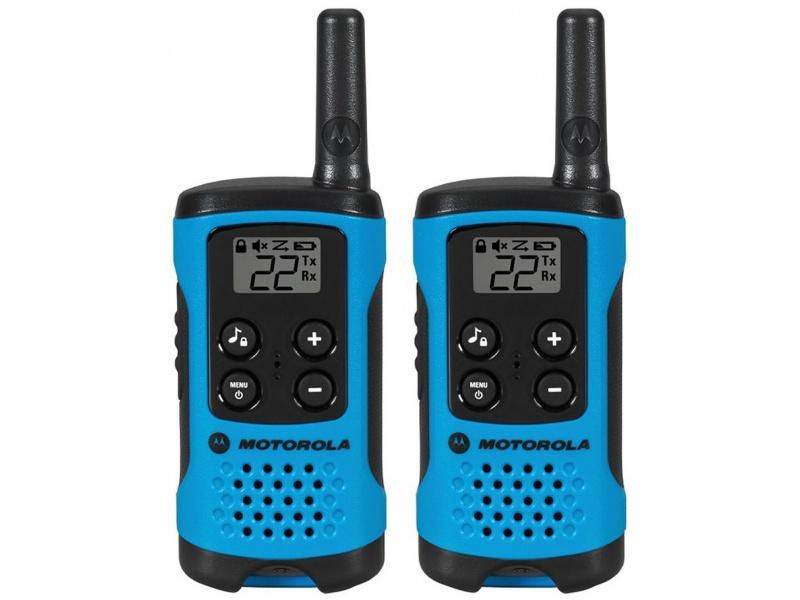 Handy Walkie Talkie Motorola TalkAbout T100 2 Vías 25 Km