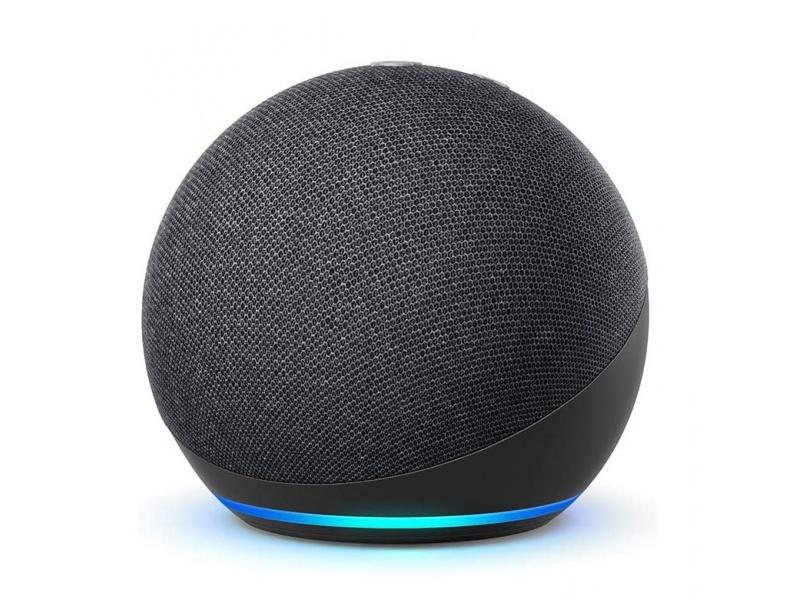Parlante Inteligente Smart Amazon Echo Dot (4TH Gen) con Alexa - Charcoal
