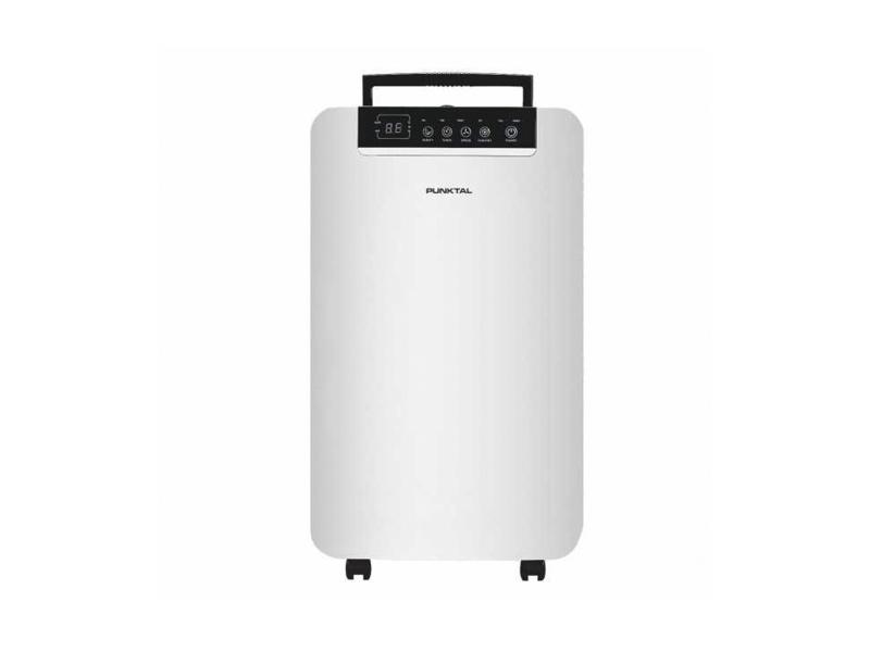 Deshumidificador Punktal PK-1500 10 Litros Eco Amigable Corte Automático Anti Hongos y Humedad